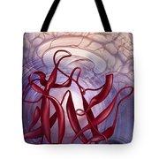 Symptom Clusters, Illustration Tote Bag