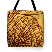 Symptoms - Tile Tote Bag