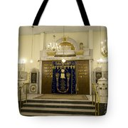 Synagogue, Thessaloniki Tote Bag