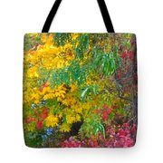 Synergistic Horizons  Tote Bag