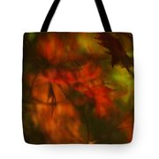 Synonymous Light Mourning A Dead Leaf Tote Bag