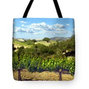 Syrah For Miles Tote Bag