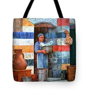Syrian House Tote Bag
