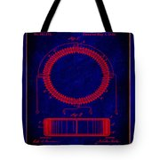 System Of Electrical Distribution Patent Drawing 1a Tote Bag