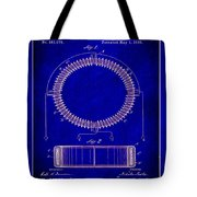 System Of Electrical Distribution Patent Drawing 1c Tote Bag