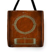 System Of Electrical Distribution Patent Drawing  Tote Bag