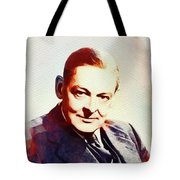 T. S. Eliot, Literary Legend Tote Bag