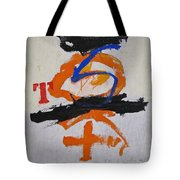 T S Notebook  Tote Bag