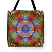 Shall We Gather At The River? Tote Bag