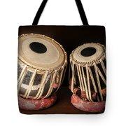 Tabla Musical Instrument Tote Bag