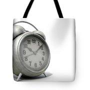 Table Clock Tote Bag
