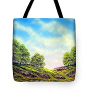 Table Mountain Tote Bag