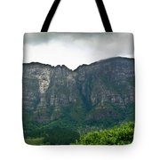 Table Mountain South Africa Tote Bag
