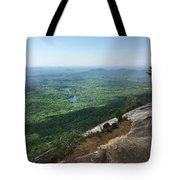 Table Rock Overlook Tote Bag by Kelly Hazel