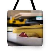 Table Saw Tote Bag