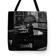 Table Setting Still Life Tote Bag