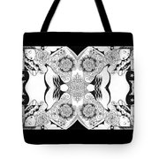 Tables Turning 2 Tote Bag