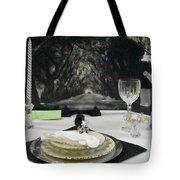 Tablescape Tote Bag