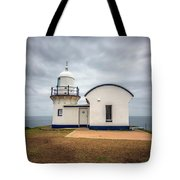 Tacking Point Lighthouse At Port Macquarie, Nsw, Australia Tote Bag