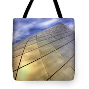 Tacoma Glass Museum Tote Bag