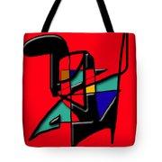 Tactile Space   II   Tote Bag