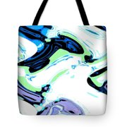 Tadpoles And Sharks Tote Bag