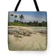 Tahiti Beach,bahamas. Tote Bag