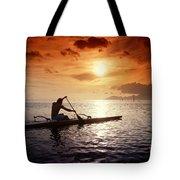 Tahiti, Papeete Tote Bag