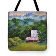 Tahlequah Ridge Morning Tote Bag