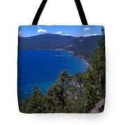 Tahoe Rim Trail Tote Bag