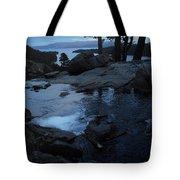 Tahoe Twilight Tote Bag