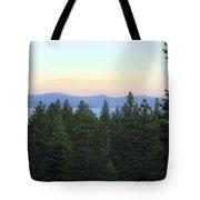 Tahome Sunrise Tote Bag