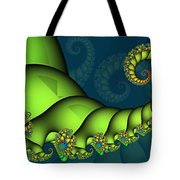 Tail Deluxe Tote Bag
