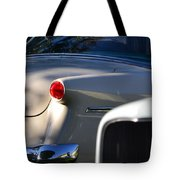 Tail Light Tote Bag