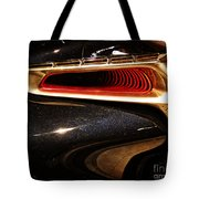 Taillight Of The Future Tote Bag