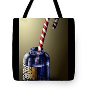 Tainted Candy Tote Bag