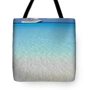 Take Me Back To Half Moon Cay Tote Bag