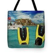 Take Me To Creole Rock Tote Bag