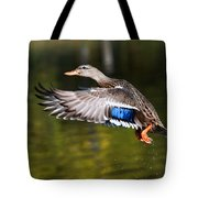Take-off - Santa Cruz, California Tote Bag