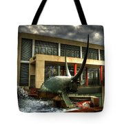 Take The Bull By The Horns Tote Bag