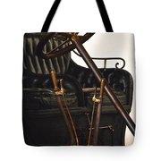 Take The Wheel Tote Bag