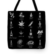 Taken From Nature Inverted Tote Bag