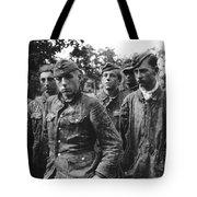 taken prisoner in Normandy Tote Bag