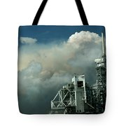 Takeoff Aborted Tote Bag