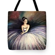 Taking A Moment Tote Bag