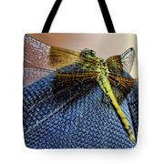 Taking A Pit Stop Tote Bag