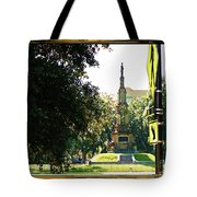 Taking A Walk Through American History Tote Bag