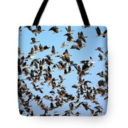 Taking Flight 2 Tote Bag