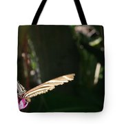 Taking Flight - Butterfly Tote Bag