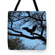 Taking Flight South Africa Tote Bag